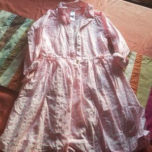 💲Girls Gingham Dress